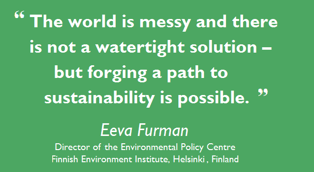 Eeva Furman quote