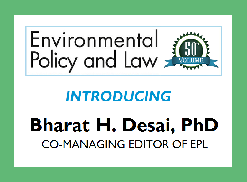 Introducing Bharat H. Desai