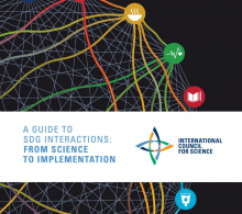 A Guide to SDG Interactions: from Science to Implementation, click to view report