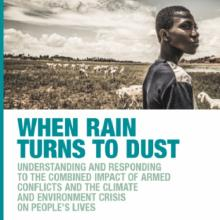 ICRC Report: When Rain Turns to Dust